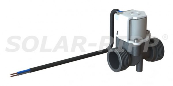 elektrisch schaltbarer Belüfter/Entlüfter