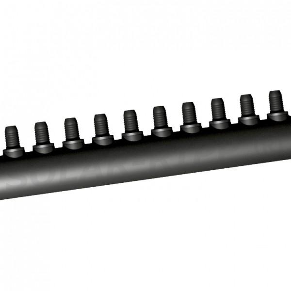 Verteiler 05-fach=16,5cm d=50mm SOLAR-RIPP ®