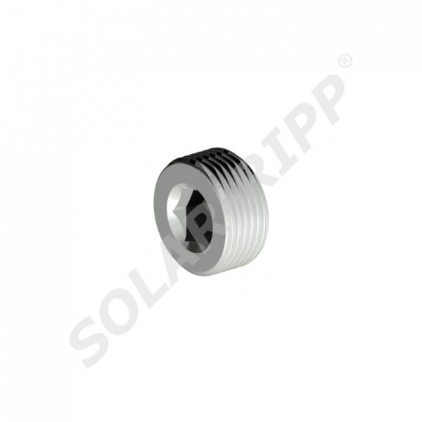 SOLAR-RIPP ® Ersatz-Gewindestopfen aus Metall (NEU)